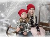 Joulukorttikuvaus | Valokuvaaja Noora Slotte | Studio P.S.V. | Oulu